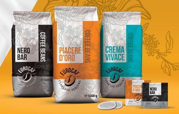 Кафе вендинг EUROCAF