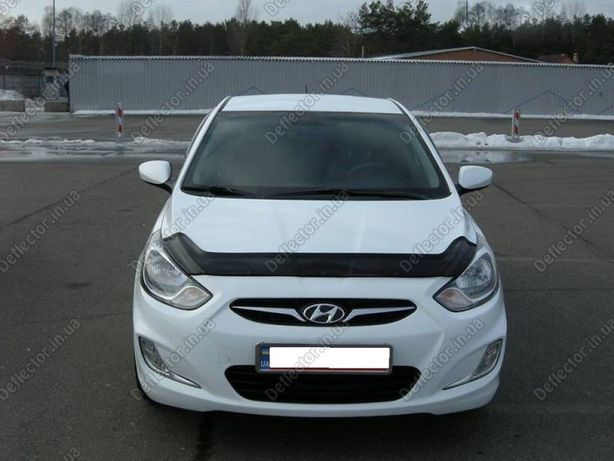 Оптика и кузовные детали на Хюндай Акцент 11- / Hyundai Accent 11-