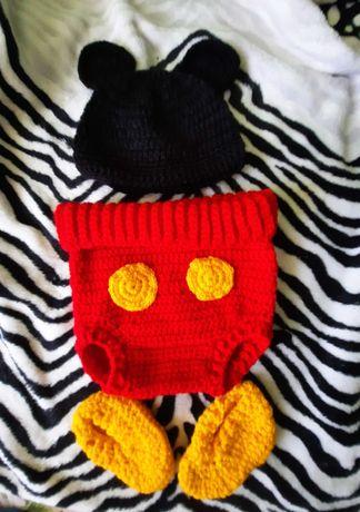 Costumas crosetat bebe