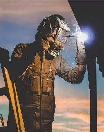 Сварщик, отопление, газ, металлоконструкция вналичии свароч генератор.