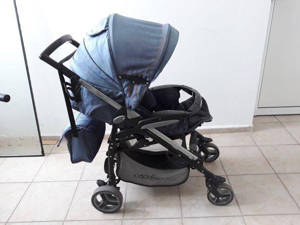Бебешка количка 2 в 1 и подарък дъждобран и комарник