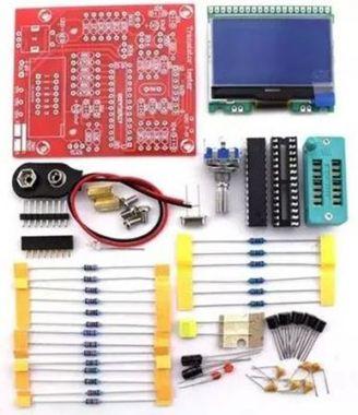 Tester LCR, inductante, capacitati, tranzistori