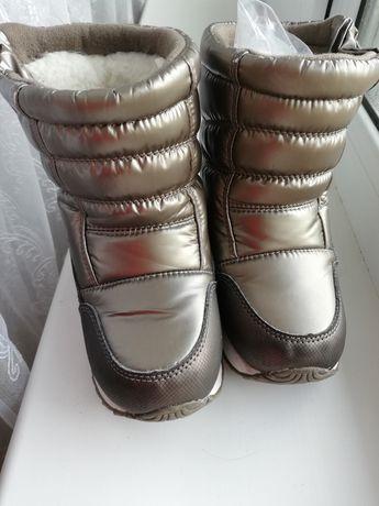 Обувь зимний для девочки,мальчику