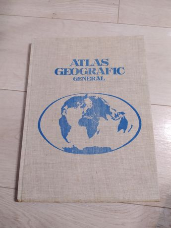 Atlas geografic 1974