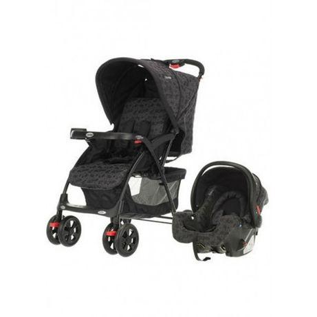 Obaby Monty travel sistem Smiling Mickey Комбинирана бебешка количка