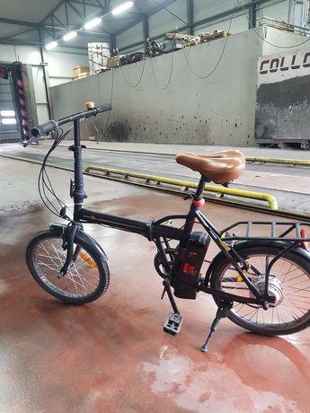 Bicicleta Electrica smartway f2. Este pliabila