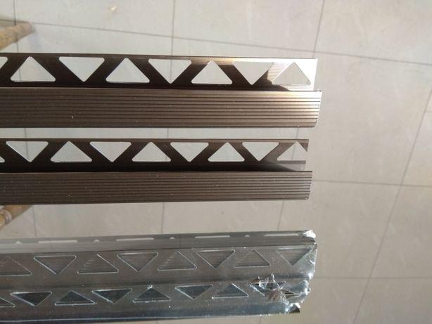 Profil aluminiu pt trepte gresiate