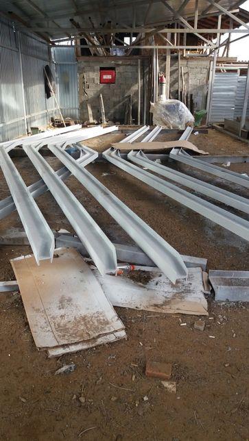 urgent ferme metalice si stalpi