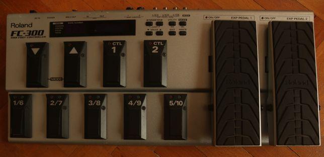 Roland FC-300 MIDI Foot Controller