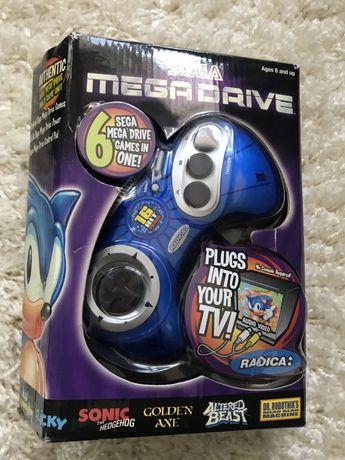 Joc Retro Saga Radica Megadrive Plug N Play 6 Jocuri