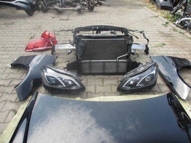 Mercedes Benz E class W 212 W212 LCI trager capota aripa bara far