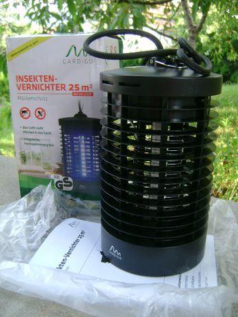Немска лампа против насекоми - Чисто нова!