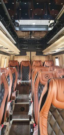 Аренда микроавтобуса, минивена. Астана. Нур-Султан. Боровое. Караганда