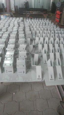 Кронштейны для вент-фасада и светопрозрачных конструкций