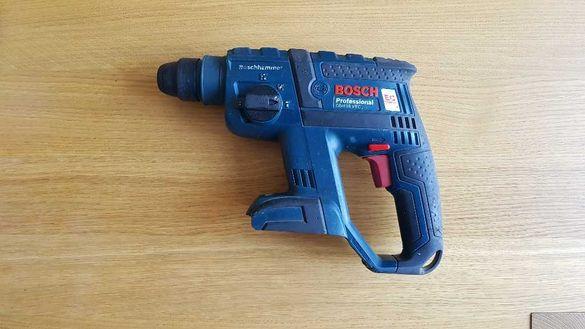Безчетков перфоратор Bosch GBH 18v EC