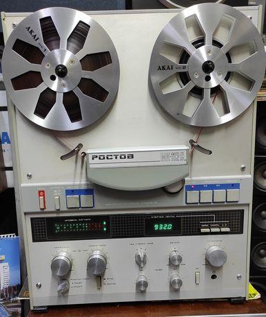 Ростов МК 112 С, стереофонический катушечный магнитофон в Алматы