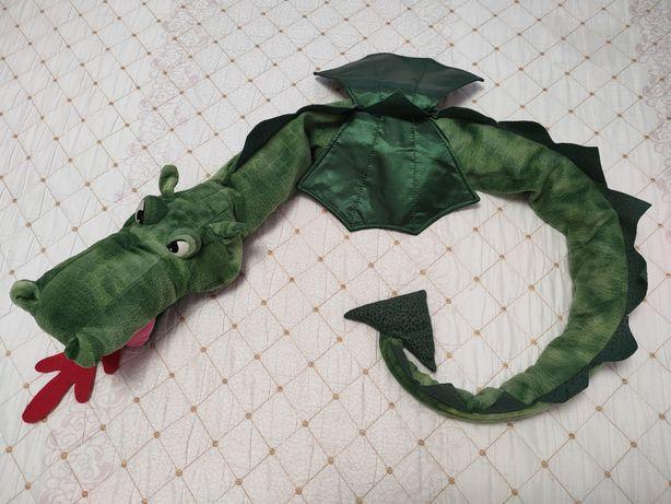 Дракон перчаточный, Икея