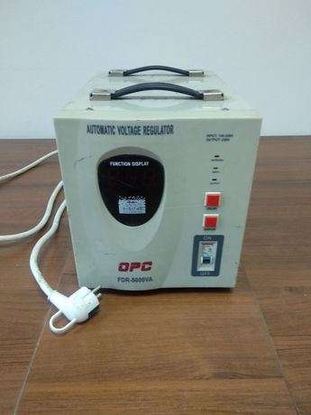 Стабилизатор OPC  FDR-5000VA