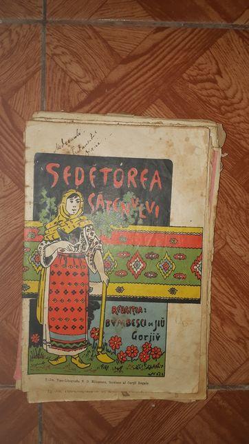 Reviste vechi din perioada 1900-1940