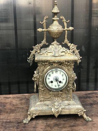 Ceas de bronz dore. Cump Miercurea Sibiului.Reduceri!!!