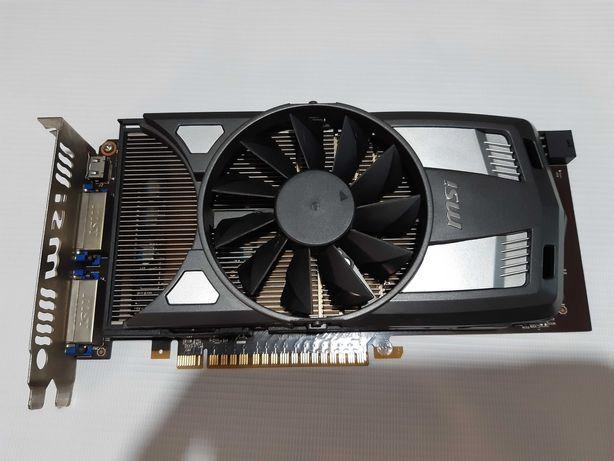 Видеокарта MSI GTX 650 Power Edition 1Gb
