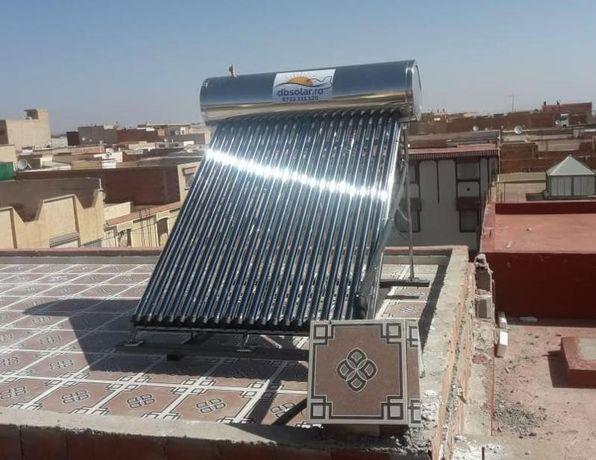 PANOU Solar PRESURIZAT Apa Calda 100L INOX BOILER Panouri Solare NOU‼️