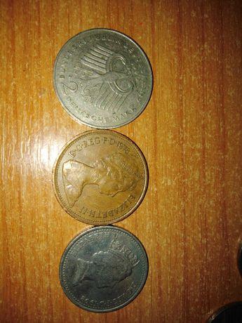 Monede vechi, schimb