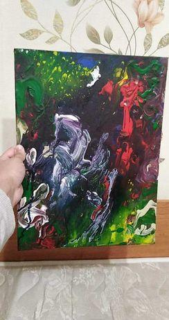 Картини абстрактни