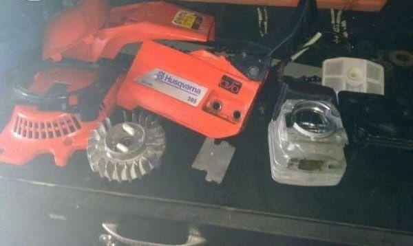 Reparatii drujbe, motocoase