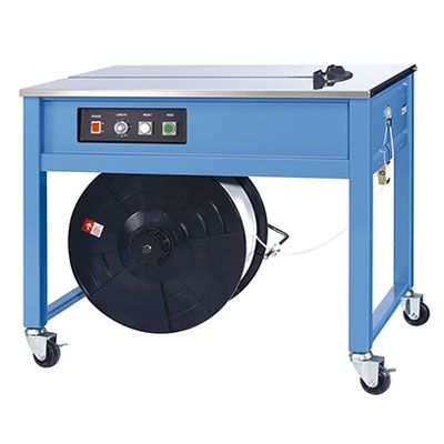 Полуавтоматическая стреппинг машина ТР-202, упаковочный стол ТР-202