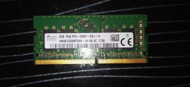 SK hunix оперативная память 8GB 1Rx8 для Dell inspiron 15-7477