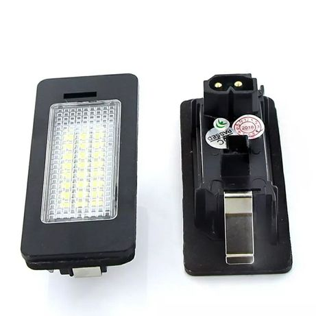 Lampa LED iluminare numar BMW E39 E60 E82 E88 E90 E91 X5 X6 M5 F10 F30