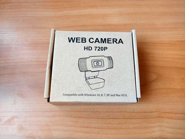 Web камера с микрофоном для общения.