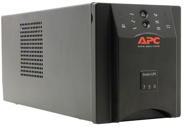 источник бесперебойного питания инвертор ИБП UPS APC SMART750