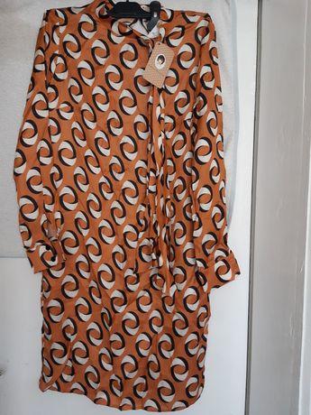 Dolores Promesas Нова рокля с коприна