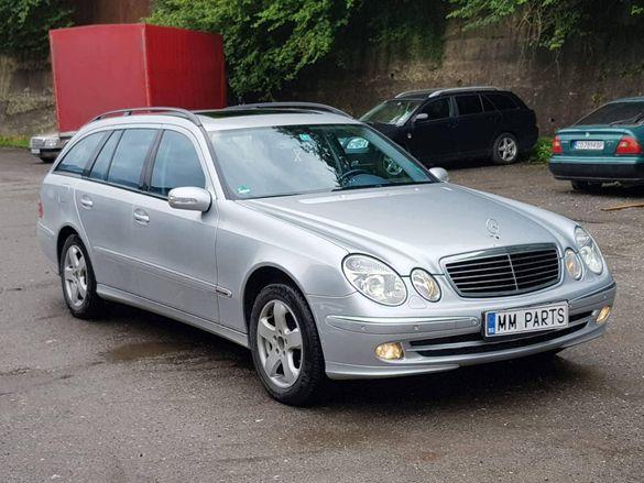 Mercedes E350 бензин 4MATIC 272к.с. автоматик комби НА ЧАСТИ!