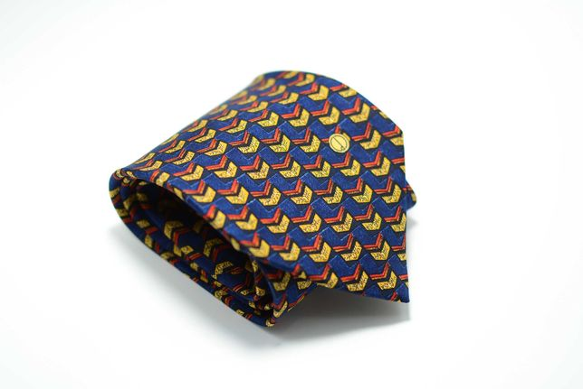 Cravata Barbati Dunhill Multicolora 9 X 144 cm Matase Clasica CRR12