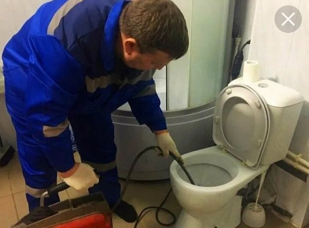 Услуги сантехника прочистка канализаций в гораде Атырау апаратом