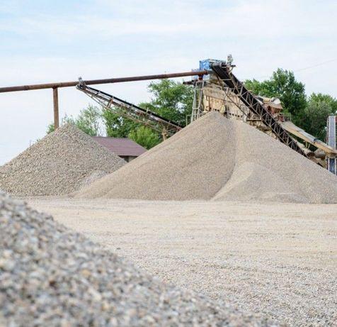 Agregate balastiera: Nisip, pietris, balast, piatra sparta/concasata