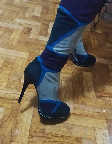 Женская обувь (38-39р)