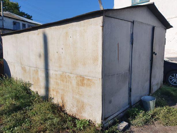 Продам гараж металлический передвижной. с. Саумалколь