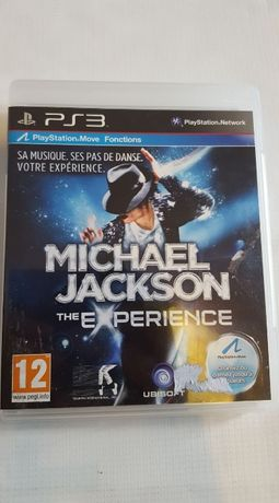 Play station 3 PS3 Michael Jackson - the experience nou