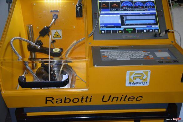 Тест и ремонт на дизелови дюзи комън реил пиезо проверка стенд Бош