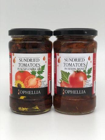 Гръцки сушен домат с билки на Ophellia