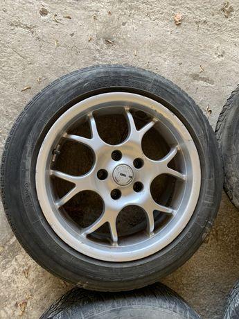 Vand/schimb Jante ford 5x108 r16 cauciucuri de iarna