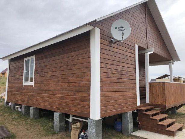 Продам дом на Самарском побережье Бухтарминского водохранилища