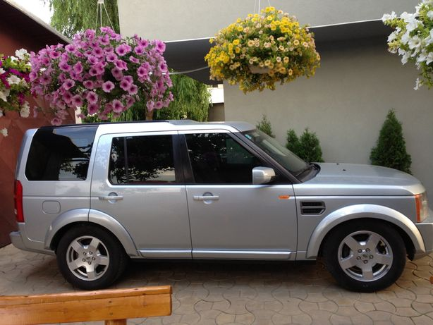 Land rover discovery 3 avariat