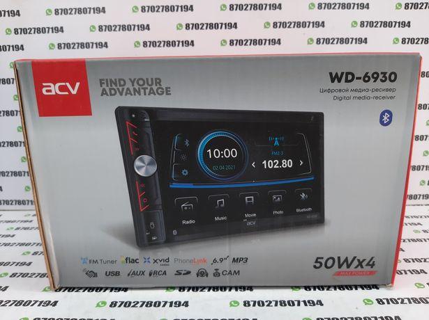 Магнитола ACV WD-6930