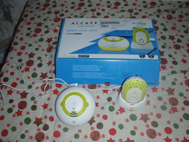 Baby monitor Alcatel Baby Link 200