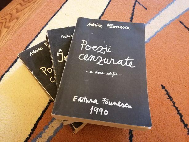 Cărți - Adrian Paunescu
